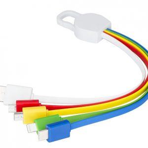 Connect Multicargador Colores