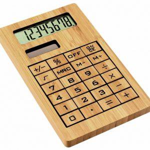 Calculadora Solar de Bamboo