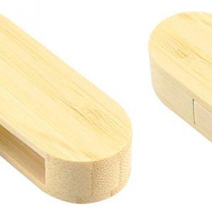 Pendrive 4GB de Bamboo