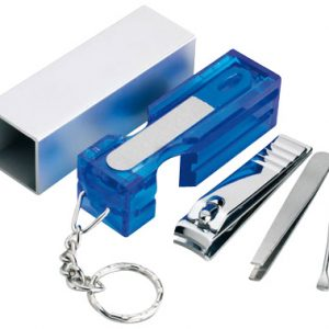 Llavero Set de Manicure